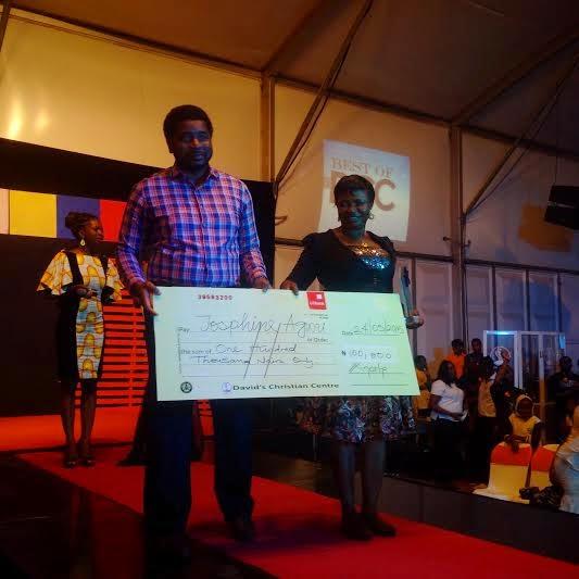 josephine agwu N100k church