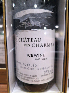 Château des Charmes Vidal Icewine 2015 (92 pts)