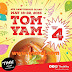 Promo THAI ALLEY 4th Anniversary Blast Tom Yam Only IDR 4 For The Whole Week