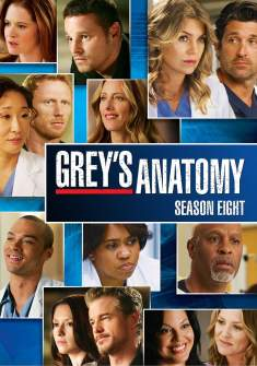 Grey's Anatomy 8ª Temporada Torrent – WEB-DL 720p Dual Áudio
