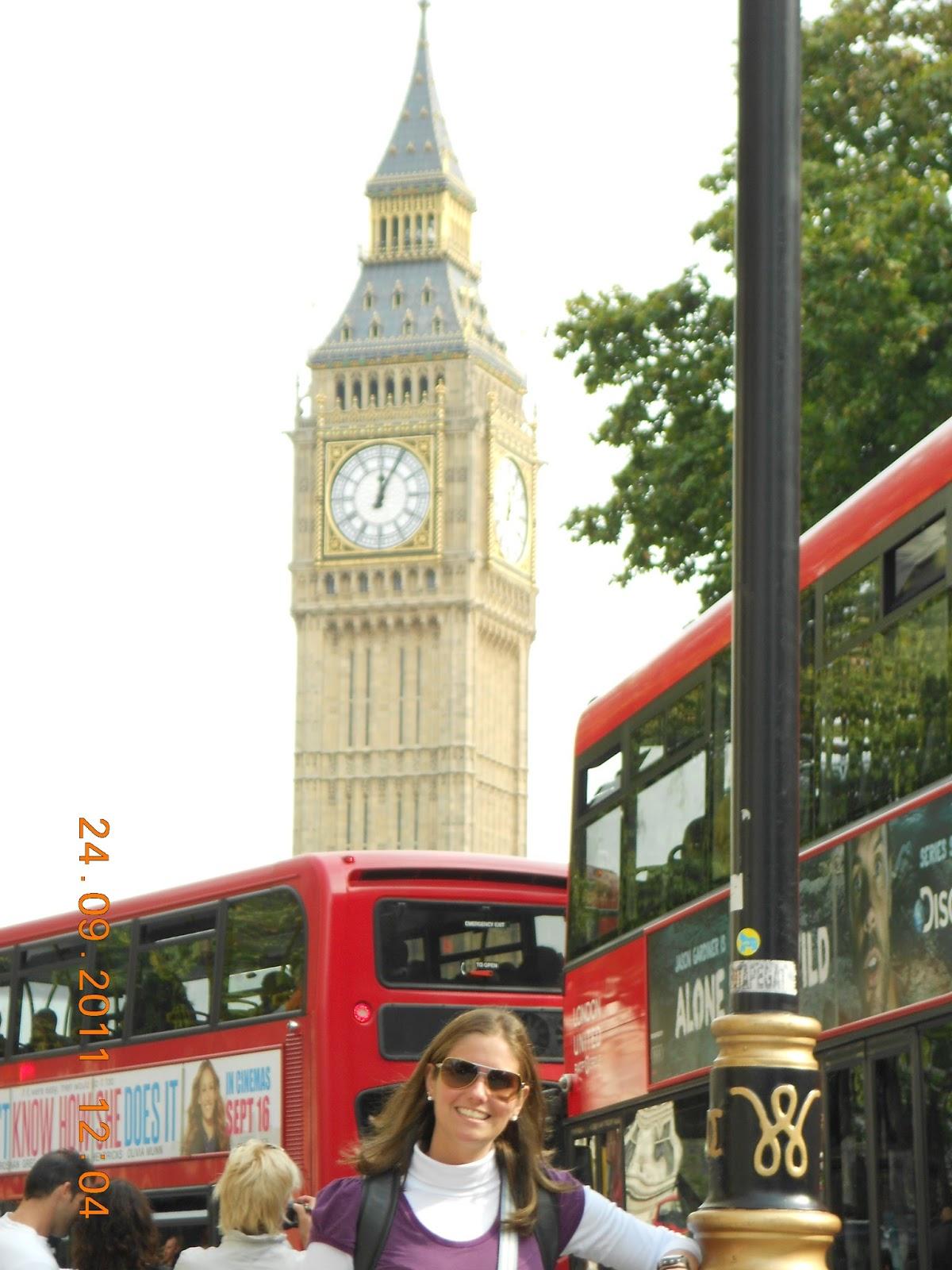 Big Ben em 2011