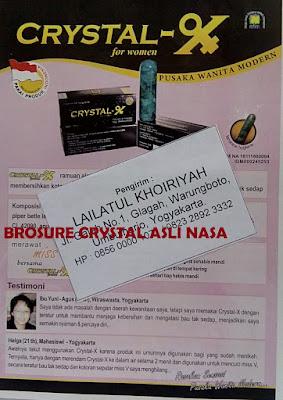 Brosur Crystal X