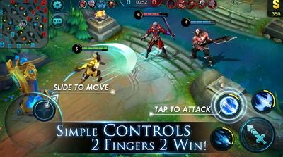 Download Mobile Legends MOD APK Radar
