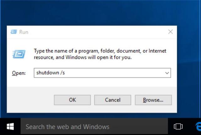 9 Cara Mematikan/Shutdown Komputer