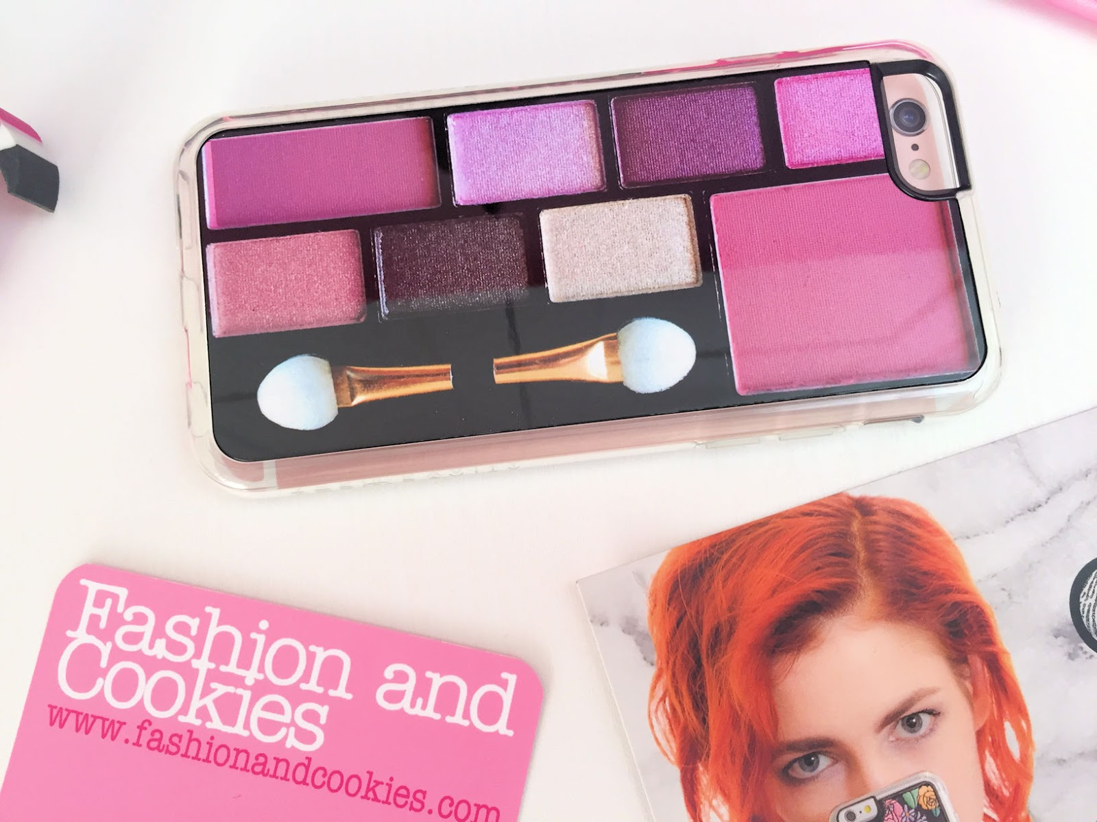 Zero Gravity iPhone 6 Compact makeup case on Fashion and Cookies fashion and beauty blog, fashion blogger