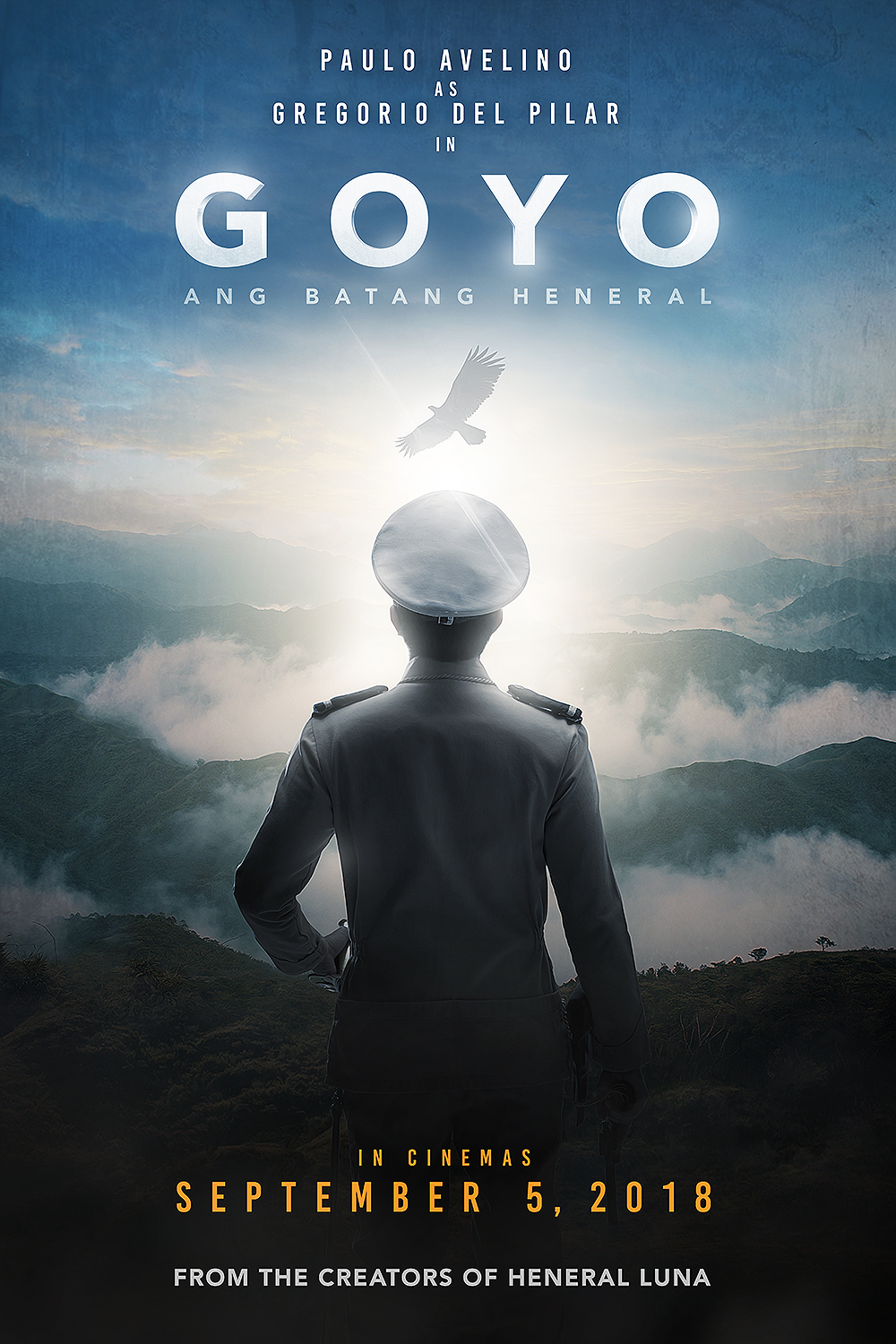Sm Cinema Proudly Presents The Philippines Biggest Cinematic Epic Mld Black 16 Batang Catch Goyo Ang Heneral In Branches Nationwide Starting September 5 2018 Book Your Tickets Through Website Smcinemacom Or