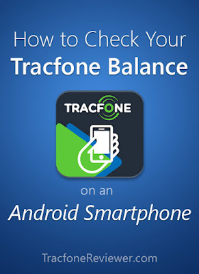 tracfone airtime balance android
