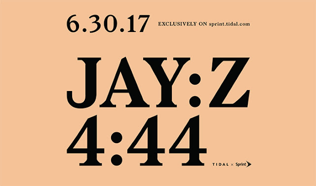 JAY-Z Announces New Album '4:44'