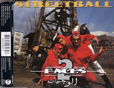 2Faces – Streetball (1993) (CDM) (FLAC + 320 kbps)