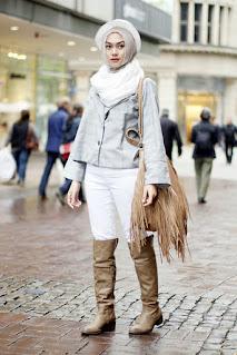 Tampil Makin Keren dan Cantik dengan Sepatu Outdoor Boots
