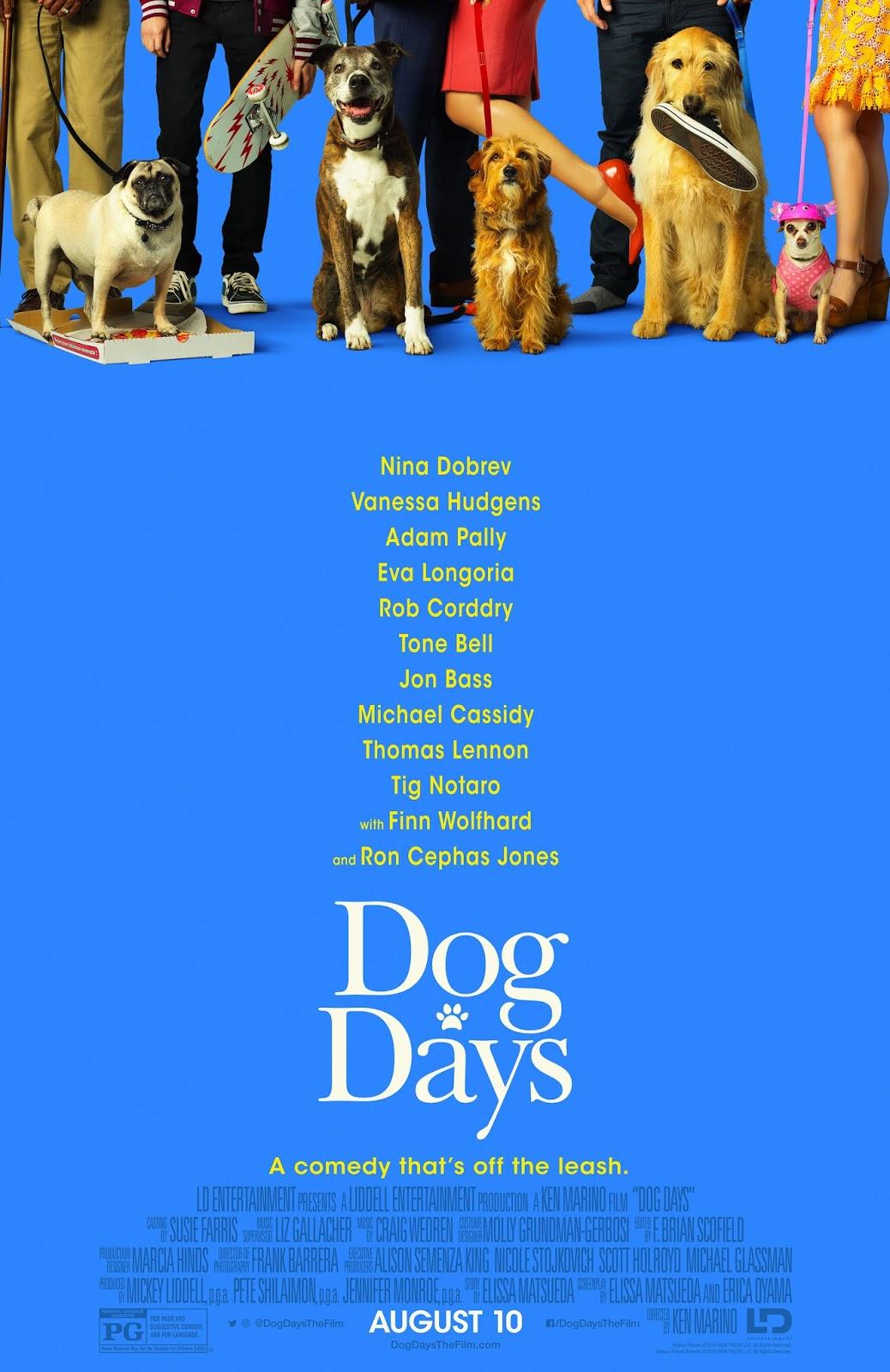 Nossa Vida com Cães Torrent Baixar