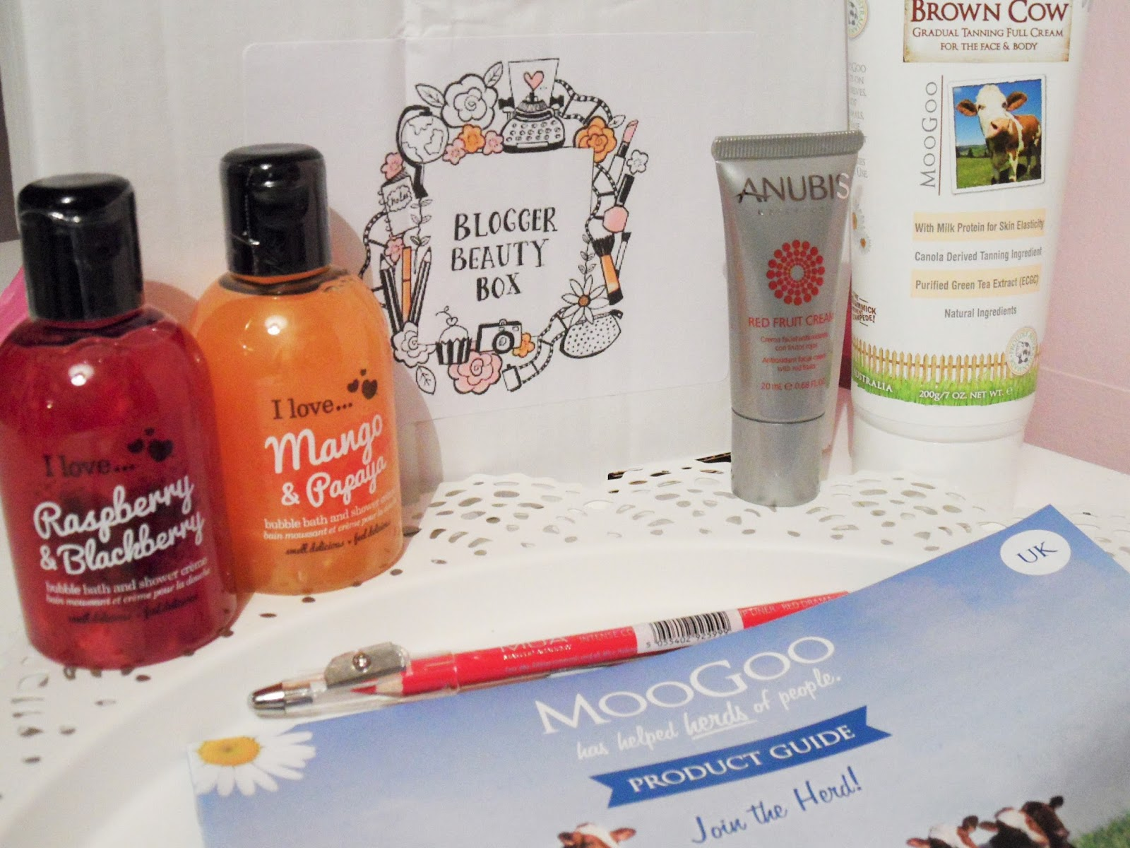BBBox Blogger Beauty Box January 2016 Review eyelinerflicks.com