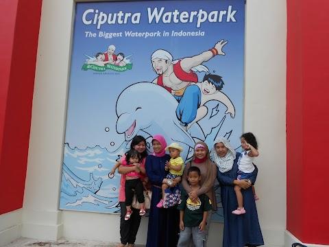 Diskon BRI di Ciputra Waterpark, Surabaya