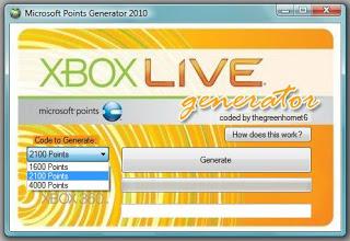 Microsoft Code Generator