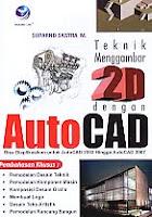 AJIBAYUSTORE  Judul Buku : Teknik Menggambar 2D dengan Auto Cad – Bisa Diaplikasikan untuk AutoCAD 2002 Hingga AutoCAD 2007 Pengarang : Suparno Sastra M Penerbit : ANDI