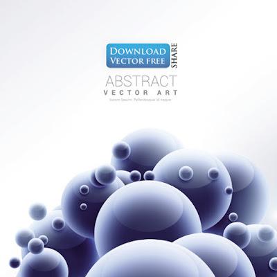 nen-do-hoa-nghe-thuat-nhung-hinh-cau-3d-sphere-art-background-vector-6492