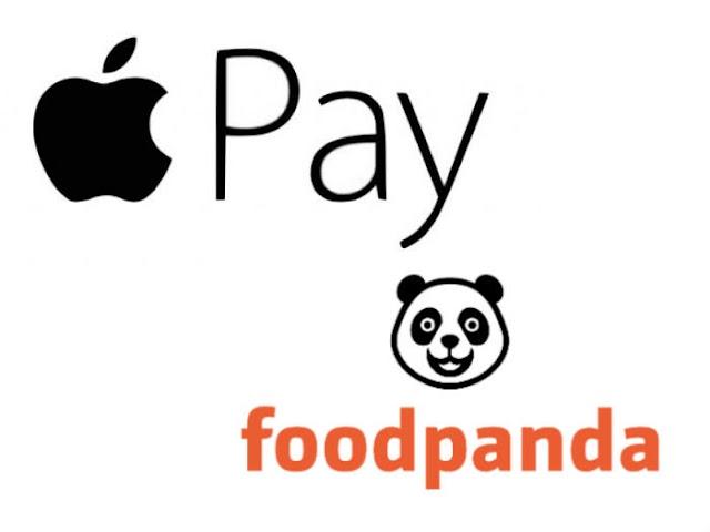 【科技】foodpanda 與 Apply Pay 合作 讓「外賣」變得更好