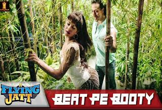 Beat Pe Booty Lyrics -  A Flying Jatt | Tiger Shroff