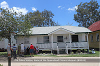 Old Police Station, Caboolture, home of the Queensland Prisons Museum, 2013.
