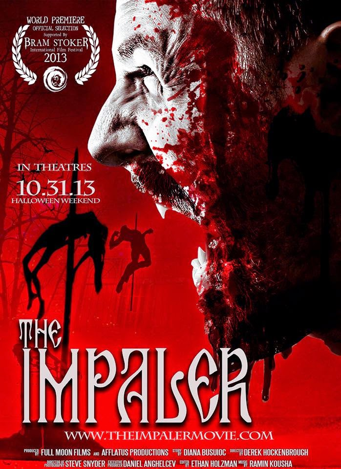 The Impaler, Derek Hockenbrough, Vampire films, Horror films, Vampire movies, Horror movies, blood movies, Dark movies, Scary movies, Ghost movies
