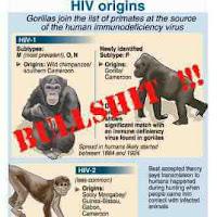 Informasi Depopulasi Manusia: Berita dusta HIV AIDS