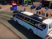 Map Ndesovania V1 Euro Truck Simulator 2