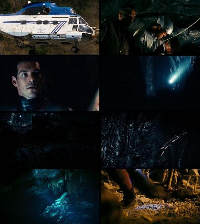 The Cave 2005 Dual Audio Hindi 480p BluRay