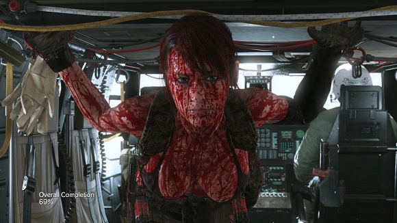 Metal gear solid 5 the phantom pain release date in Perth