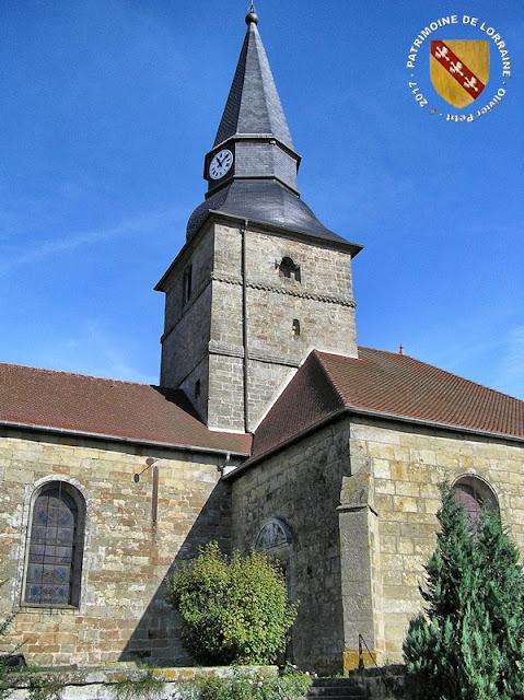 VRECOURT (88) - Eglise Saint-Martin