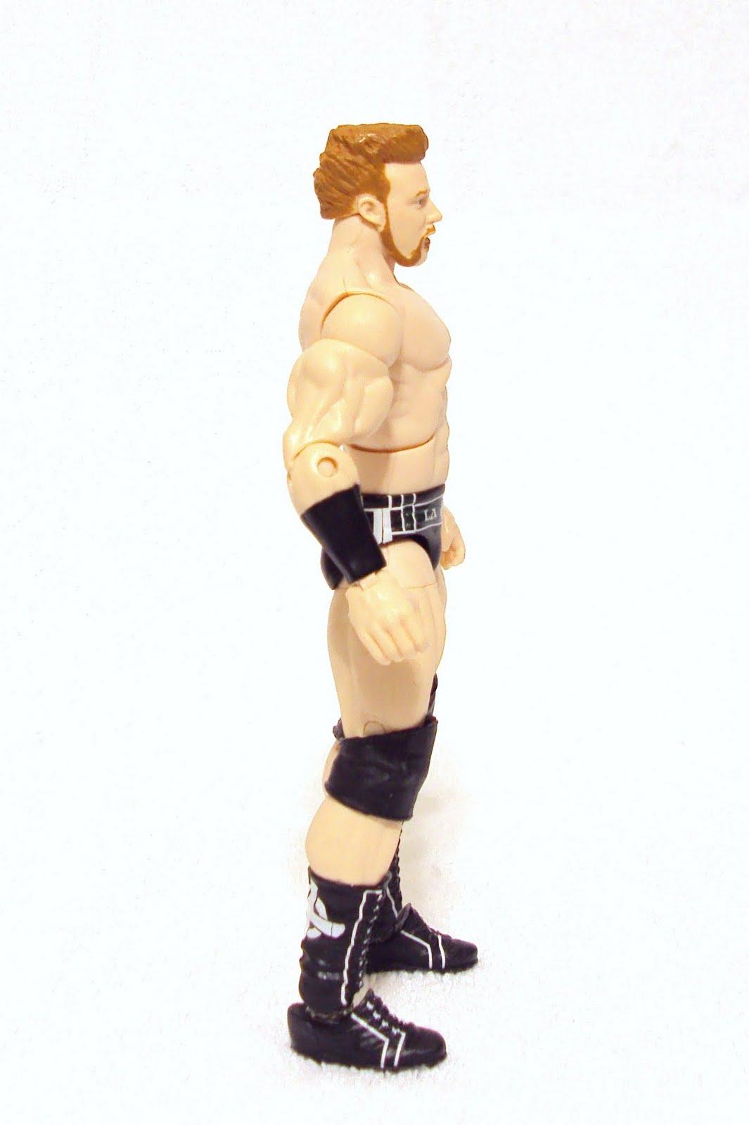3B's Toy Hive: WWE Elite, Sheamus - Review