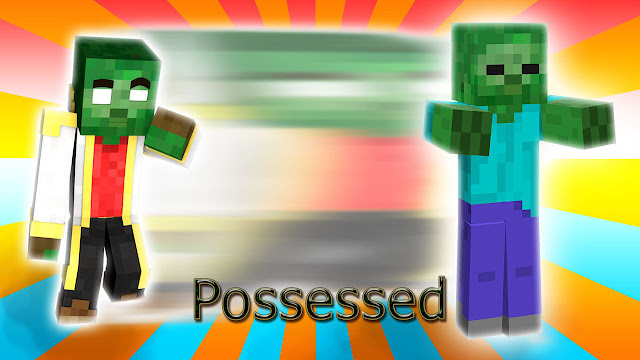 Possessed Mod 1.10.2