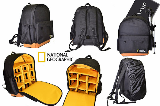 Tas Kamera NG National Geographic Simple