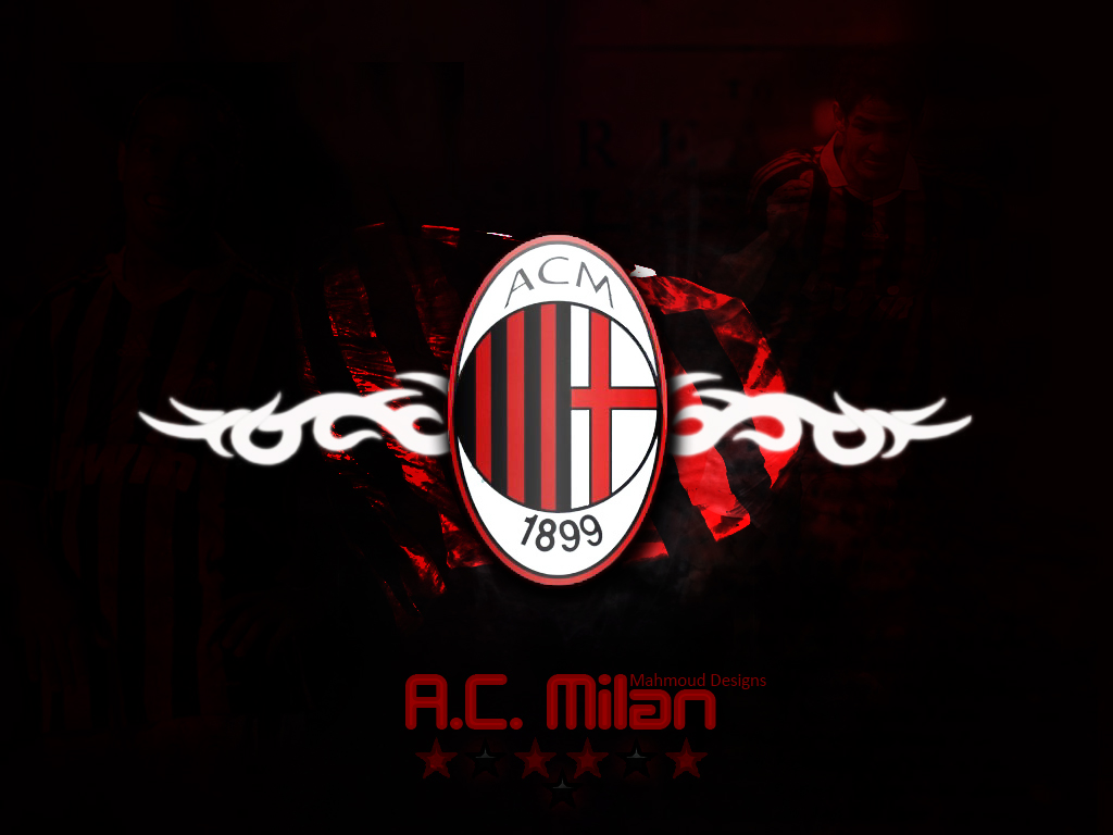 Desktop Wallpapers HD: Ac Milan Wallpaper