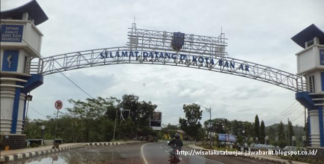 GERBANG KOTA BANJAR - Batulawang