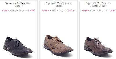 Zapatos Steve Madden para hombre también en oferta