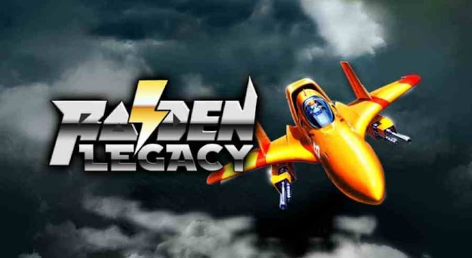 Raiden Legacy (Region free) PC