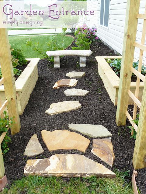 Secret Garden Entrance ~ #garden #plant #website #HGTVGardens #spon