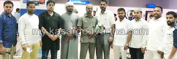 Dubai, Gulf, News, SKSSF, Airport, Reception, Reception for SKSSF leaders.