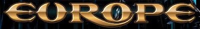 Logo con el texto: Europe