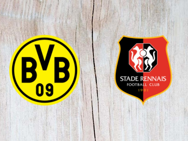 Watch Borussia Dortmund vs Rennes Full Match & Highlights - 03 August 2018