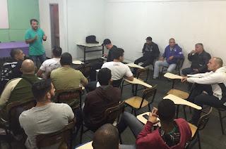 Esportes e professores de Teresópolis unidos pelo Jiu-Jitsu