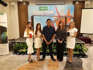 Manado Terpilih Kota ke Tiga Selfie Tour With OPPO F5