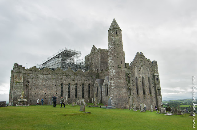 Rock of Cashel condado de Tipperary Irlanda