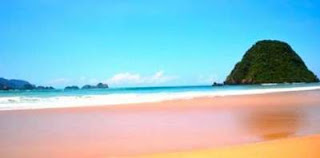 Red island vacation in banyuwangi is the main holiday destination