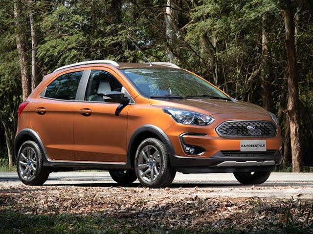 Novo Ford Ka 2019