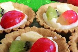 Resep Kue Pie Buah (Fruit Tarlet)