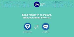 How to send money using JioChat