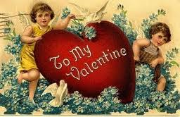 Valentine's Day Floss give-away