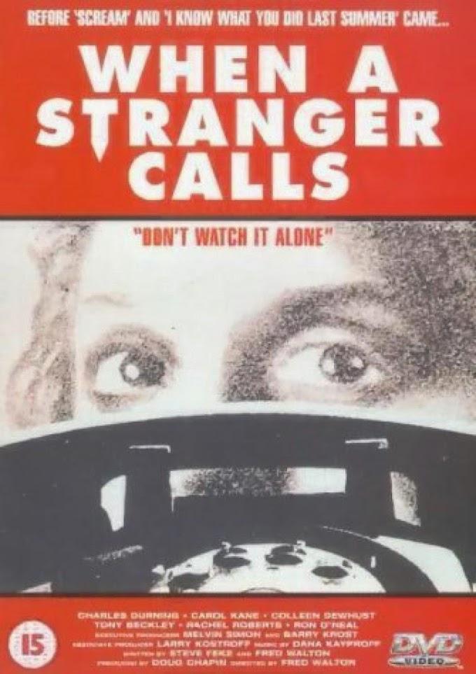 مشاهدة وتحميل فيلم When a Stranger Calls 1979 اون لاين