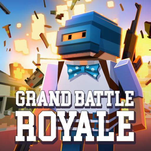 تحميل لعبة Grand Battle Royale: Pixel War v3.0.4 مهكرة وكاملة للاندرويد أموال لا تنتهي